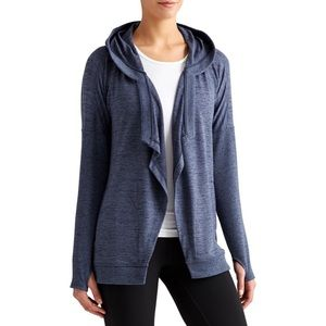 • Athleta • Blissful Hooded Wrap